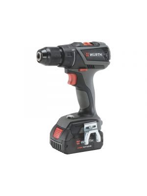Battery Powered Compact Drill Screwdriver