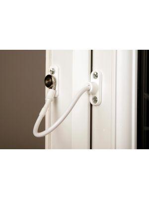 Jackloc Swivel Cable Window Restrictor