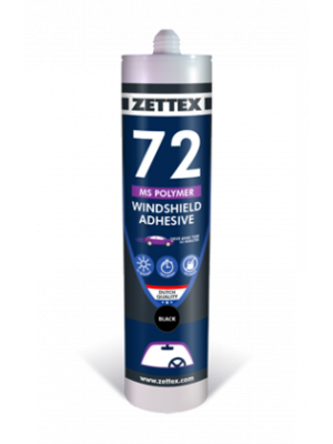 Zettex MS72 Windshield Adhesive