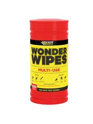 Everbuild Multi Use Wonder Wipes 100