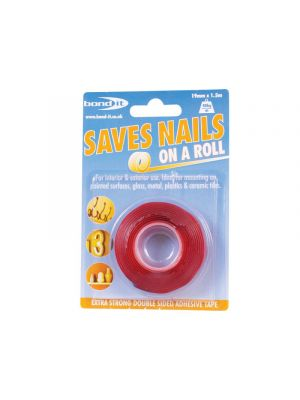 Bond-It Saves Nails Double Sided Adhesive Tape