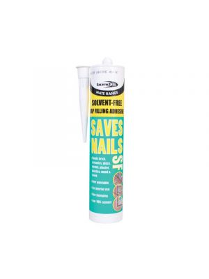Bond-It Saves Nails Solvent Free - 300ml