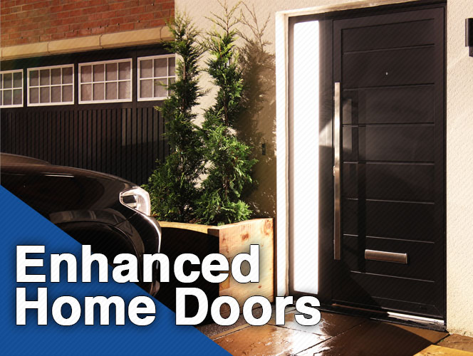 Enhanced Home Doors