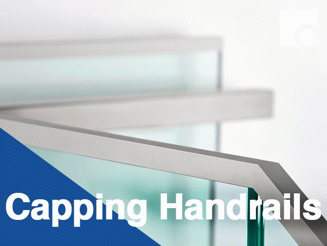 capping handrails