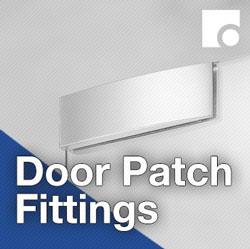 Door Patch Fittings