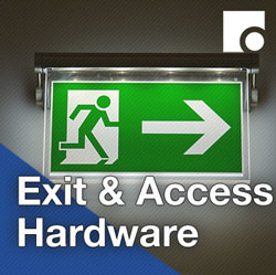 Exit & Access Hardware