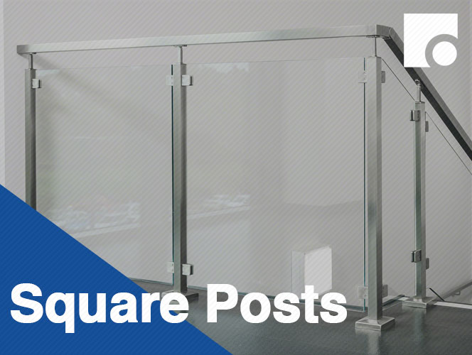 Square Shaped Posts