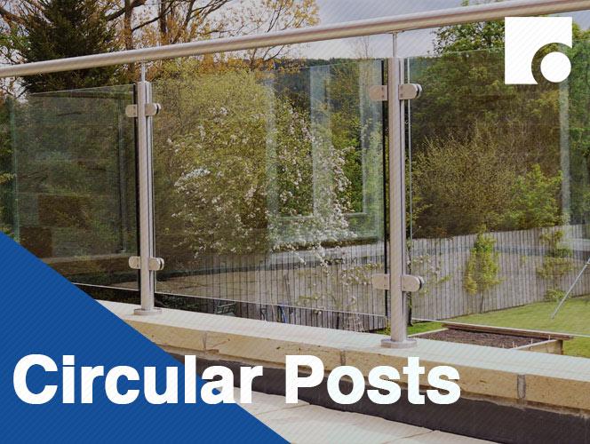 Circular Shaped Posts