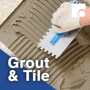 Grout and Tile Adhesive