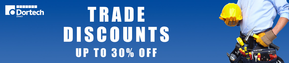 Trade Banner - Up to 30% Off