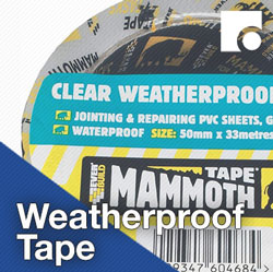 Weatherproof Tapes