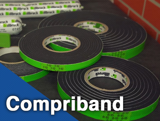Compriband Tape