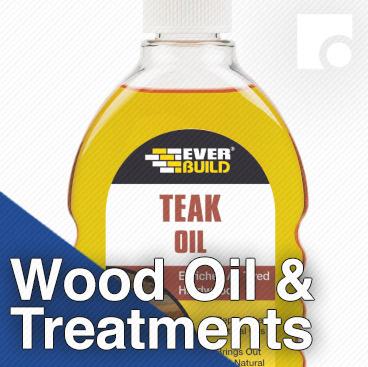 Wood Oil & Treatments
