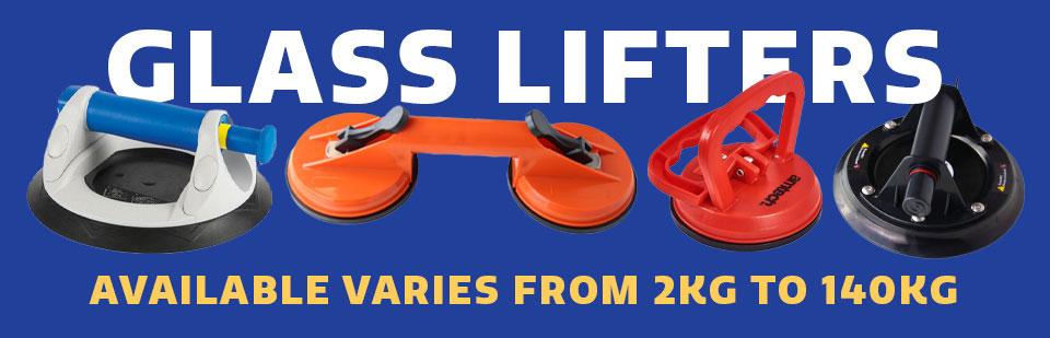 Buy Glass Lifters in UK