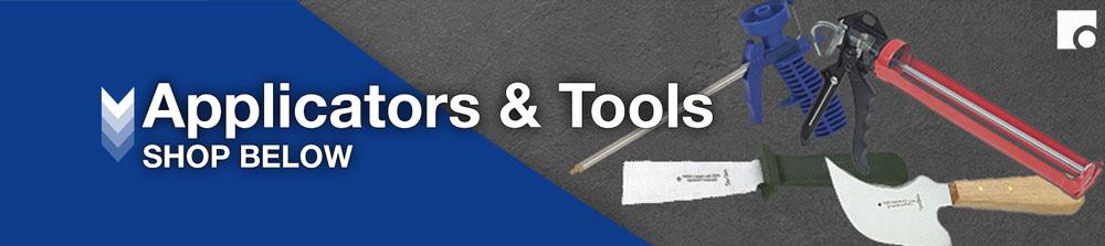 Applicators & Tools