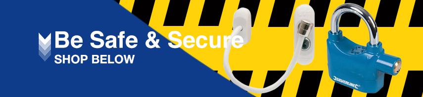 Be Safe & Secure