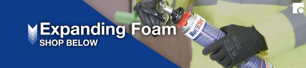 Expanding Foam