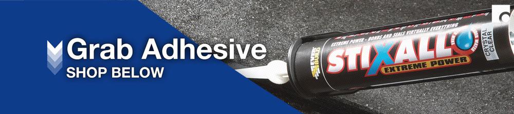 Grab Adhesives & Superglue