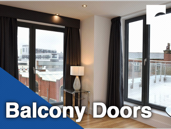 Balcony/Patio Doors