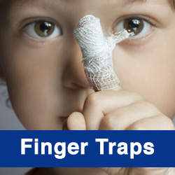Anti-Finger Trap Guards