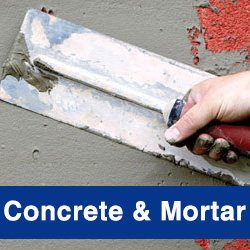 Concrete & Mortar