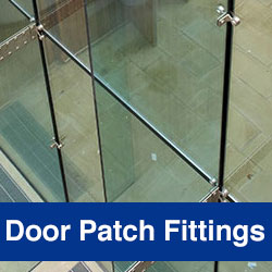 Door Patch Fittings
