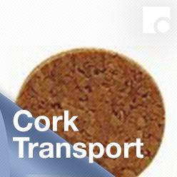 Cork Transportation Pads