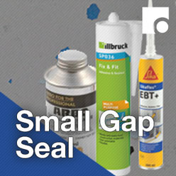 Small Gap Sealer