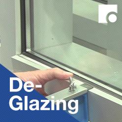 De-Glazing
