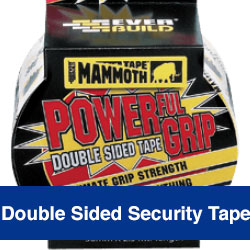 Double Sided Security Tape
