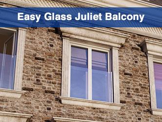 Easy Glass View - Juliet Balcony