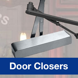 Faced Fixed Door Closers