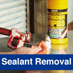 Sealant Removal