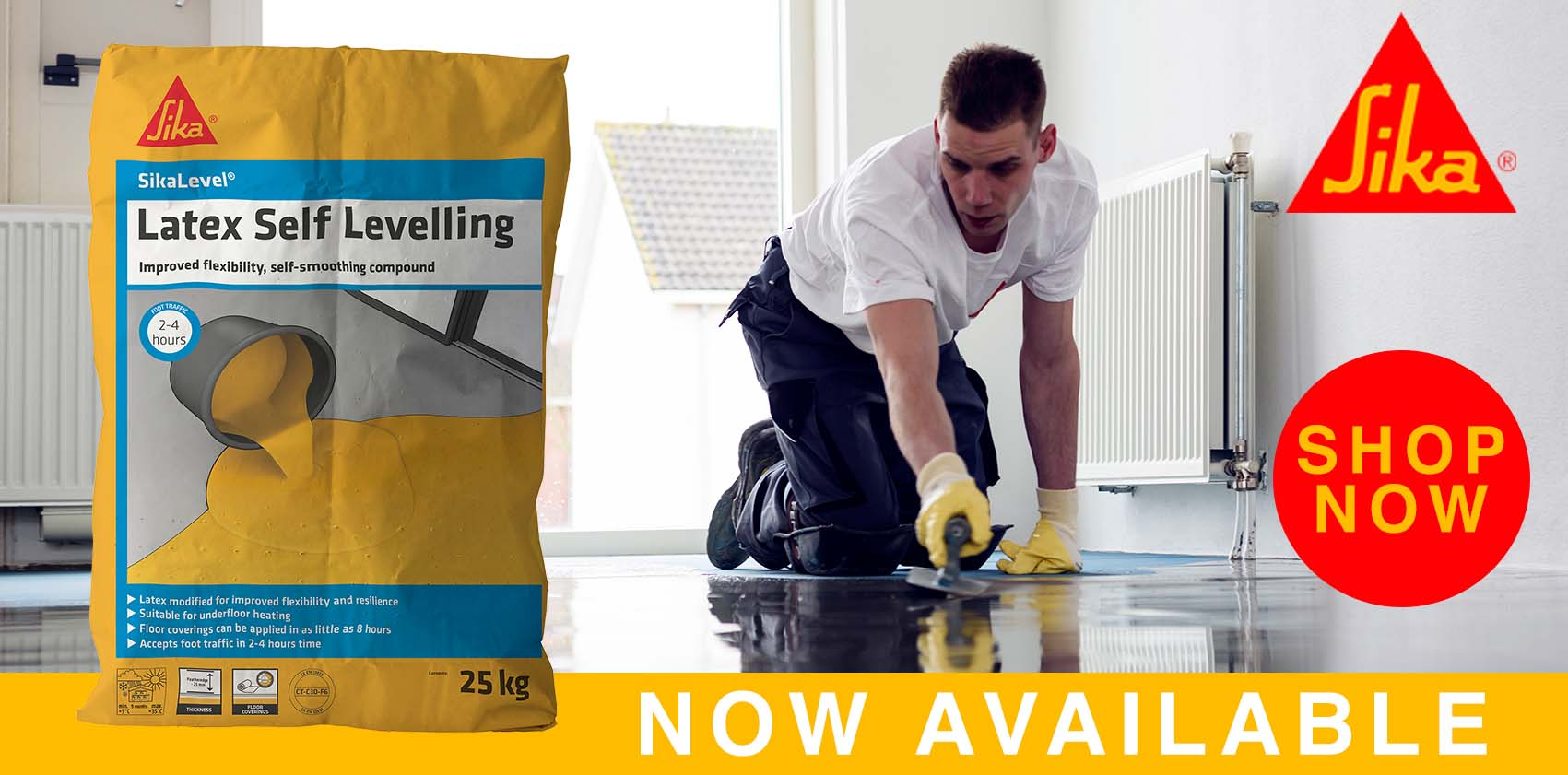 Sika Self Levelling