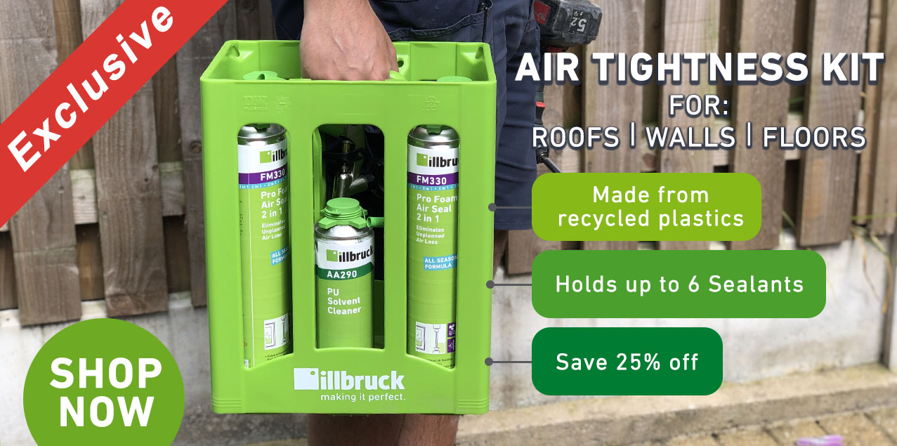 Tremco Illbruck Air Tightness Kit