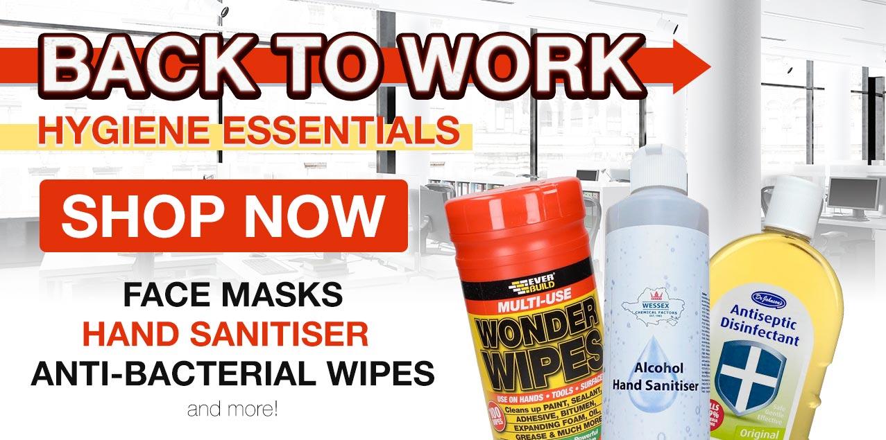 Back to Work Essentials