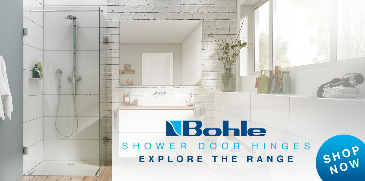 Bohle Shower Door Hinges