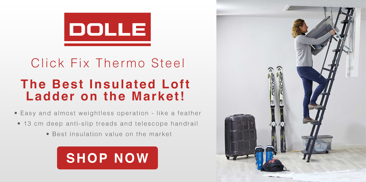 Dolle Click Fix Thermo Steel