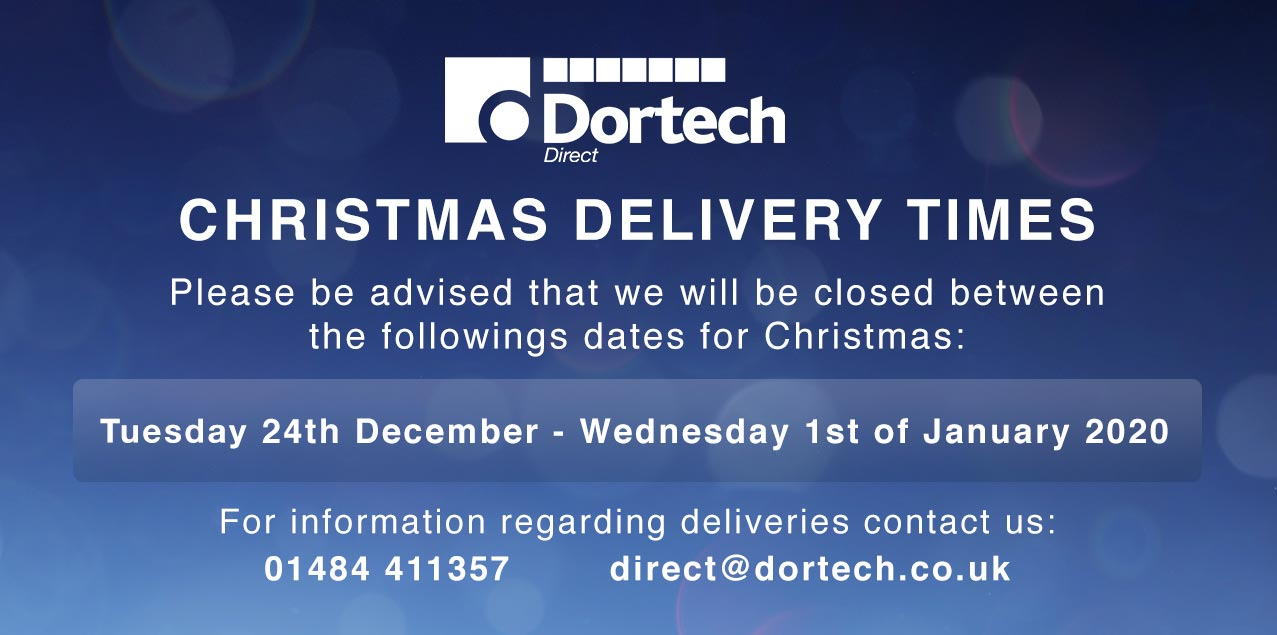 Xmas Delivery Times