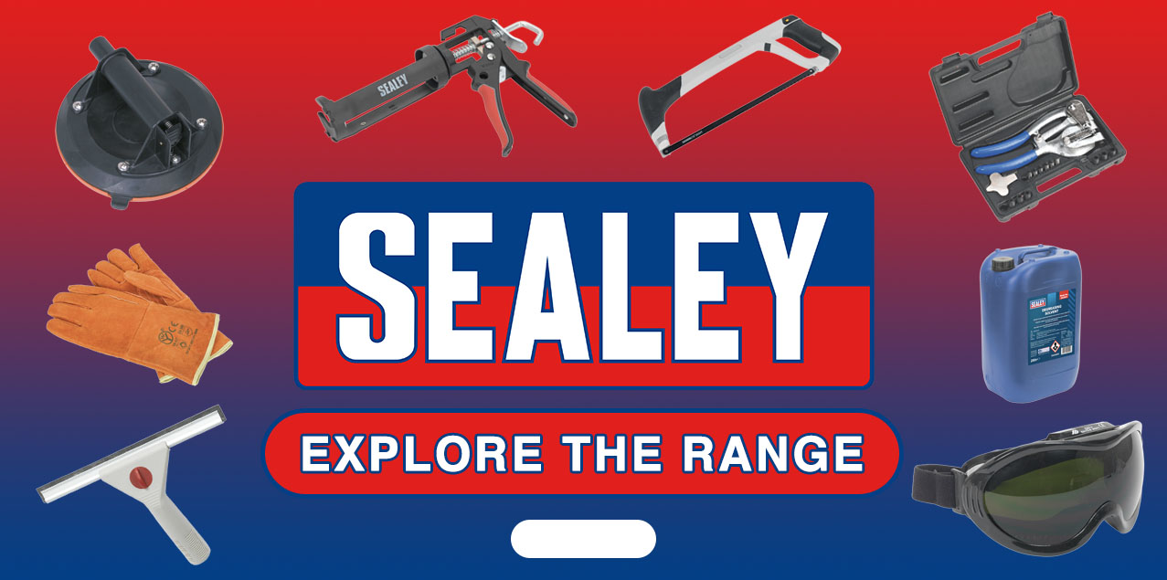 We Now Sell Sealey