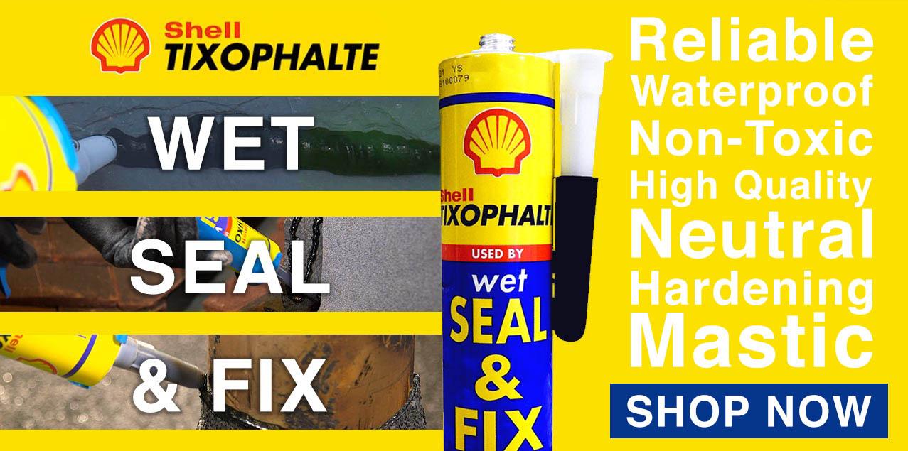 Shell Tixophalte Wet Seal & Fix
