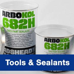 Tools and Sealants